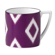Jasper Conran Kilim Mini Mug Purple