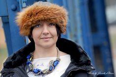 ELIZABETH T. Modelka: Elżbieta Kordyś Make up: Katarzyna Rostkowska Fot. Jacek Litwin