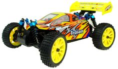 Trojan Buggy - Electric Radio Controlled Cars 2.4GHz http://www.nitrotek.co.uk/241.html