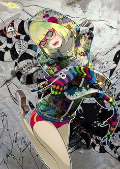ART: Hiroyuki Takahashi (タカハシヒロユキ)