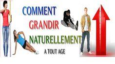 la faculté: COMMENT GRANDIR NATURELLEMENT A TOUT AGE !!