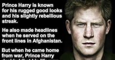 As a member of the royal family, Prince Harry is one of the most recognizable global figures, but this is something you likely do not know about him. From Infosite Tudor History, British History, Asian History, Prince Harry Military, Cheap Term Life Insurance, Famous Veterans, King Henry Viii, House Of Windsor, Richard Iii