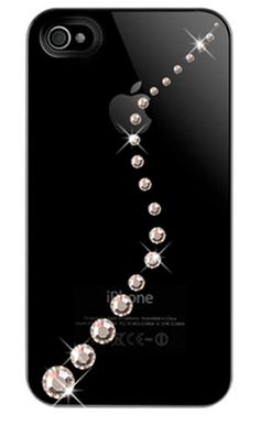 iPhone 4 Case MADE WITH SWAROVSKI® ELEMENTS.