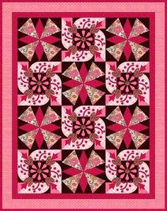 Bryant Park Quilt @penny shima glanz shima glanz Douglas-Quilt-Patterns.com