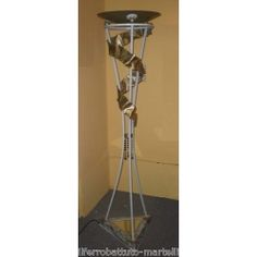 Wrought Iron Floor Lamp. Customize Realizations. 486