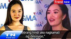 Mika dela Cruz Reveals Reason Behind Her Transferring to GMA  'Sobrang h...