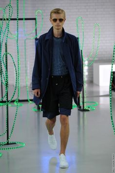Baartmans and Siegel Spring Summer 2016 Primavera Verano #Menswear #Trends #Tendencias #Moda Hombre - London Collections MEN  - M.F.T.