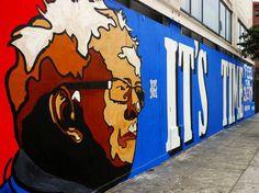 Five 'Political Revolution' Powering Bernie Sanders Murals Crush ...