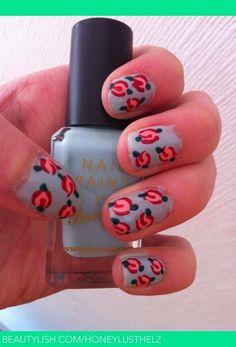 Super Cute Pastel Nail ideas 2014