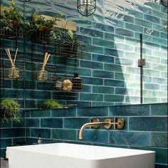 Illumina Emerald Wall Tiles - Illumina Emerald Wall Tiles – Tons of Tiles - - Bathroom Ideas Bad Inspiration, Bathroom Inspiration, Small Bathroom, Master Bathroom, Downstairs Bathroom, Shower Bathroom, Vanity Bathroom, Modern Bathroom, Green Bathroom Tiles