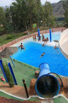 Atracciones de Parque Acuatico Aquaola Granada