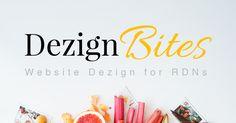 Website Design For RDNs