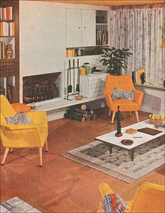 1953-they used Cork flooring?