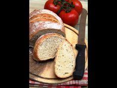Domácí chléb - | Prostřeno.cz Baked Potato, Pancakes, Potatoes, Bread, Baking, Breakfast, Ethnic Recipes, Food, Fine Dining