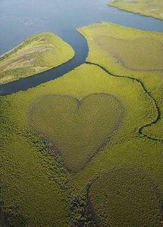 Coeur de Voh (Heart Of Voh) | New Caledonia
