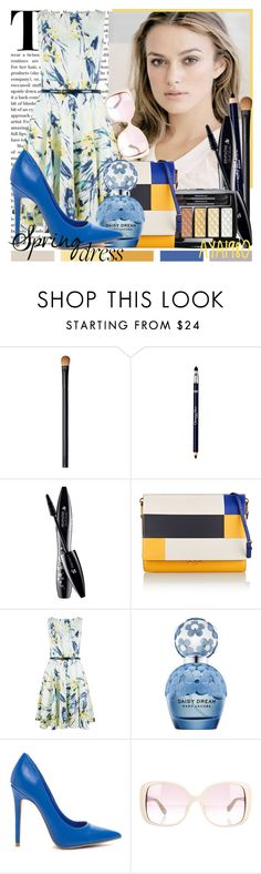 """""""N°831"""" by aya1980 ❤ liked on Polyvore featuring NARS Cosmetics, Christian Dior, Lancôme, Chanel, Marni, Closet, Marc Jacobs and Valentino"""