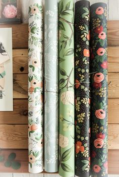 Rifle Paper Co. wrapping paper - perfect for any occasion