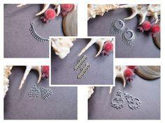 Connector Jewelry connectors Tibetan silver от CreativeRoomKartA
