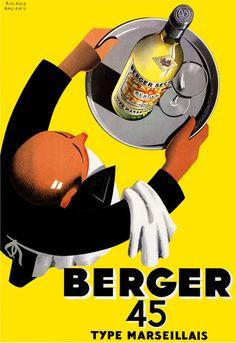 Berger Liquor http://www.enjoyart.com/single_posters/other_liquors/berger_liquor_31-40.htm