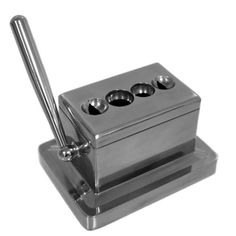 This is a new Stainless Steel Quad Table Top Cigar Cutter. Comes in the original box . We Ship Worldwide fully insured. Top Cigars, Pipes And Cigars, Cigars And Whiskey, Cigar Shops, Cigar Art, Cigar Club, Premium Cigars, Cigar Lighters, Cigar Humidor