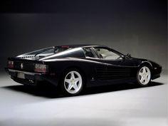 Ferrari 512 TR (Testa Rossa)