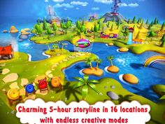 """Disguised as a cute fairy tale, """"Color Tale"""" is an outstanding coloring app for the little ones. Interactive Books For Kids, Best Interactive Cat Toys, Android Image, Educational Apps For Kids, Free To Use Images, Cute Fairy, Color Mixing, Fairy Tales, Finding Yourself"""