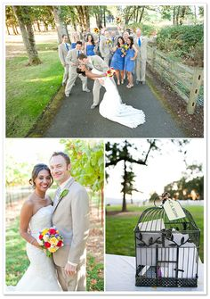 An amazing vineyard wedding by Murray Photography featuring traditional Bengali garb and Western wedding attire. Moving To Portland, Portland Oregon, Wedding Blog, Wedding Venues, Wedding Attire, Wedding Dresses, Living In New York, Vineyard Wedding, Real Weddings