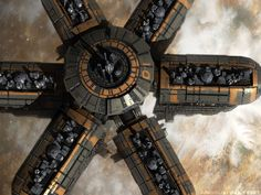 Halifax Station by strangelet.deviantart.com on @DeviantArt