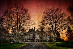 Skylands Manor at the New Jersey Botanical Garden