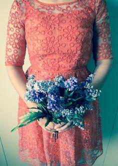 Rustic Nostalgia Wedding --- bridesmaids