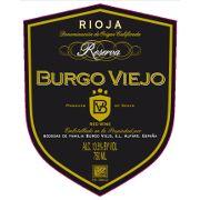 Burgo Viejo Palacio del Burgo Rioja Reserva 2010