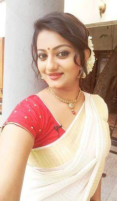 Take a look at the exclusive stills of Actress Priyanka Nair. Beautiful Girl Indian, Most Beautiful Indian Actress, Beautiful Girl Image, Beautiful Saree, Beautiful Gorgeous, Beautiful Actresses, Simply Beautiful, Gorgeous Women, Beauty Full Girl