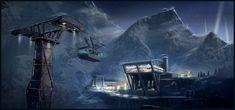 FUSE+Mountain+Airbase+by+MeckanicalMind.deviantart.com+on+@DeviantArt