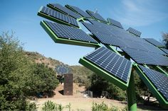 The director of Avatar just designed a clever alternative to ugly solar panels.