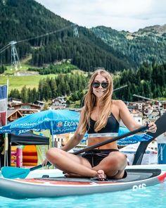 Womens Sumner Festival Ischgl Tirol Paznaun SUP Fitness, Bikinis, Swimwear, Videos, Outdoor, Sports, Instagram, Women, Pictures