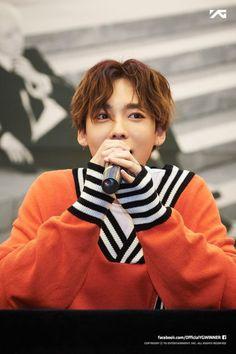 "fy-winner:  """"[OFFICIAL] 170423 WINNER - FAN SIGNING EVENT in BUNDANG  "" "" Hip Hop, Winner Jinwoo, Kim Jin, Kpop Boy, Boy Groups, Songs, Korean, My Future Husband, Girls"