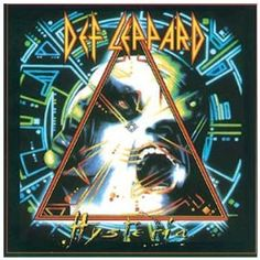 """""""Hysteria"""" von Def Leppard #musik #hardrock"""
