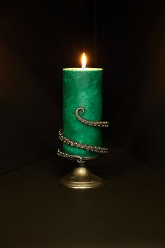 Tentilla Coil Candle Holder - Anthropologie.com