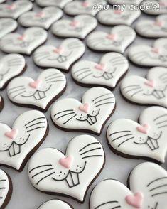 Original design by @cadillaccookie  #eastercookies #bunnycookies #easterbunnies #eaumycookieeaster #icescookies