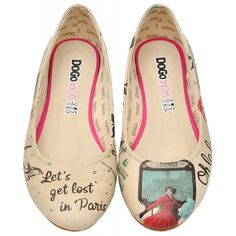 DOGO Ballerina - Lets get lost in Paris #dogogermany #dogo #paris. Got these!