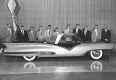 From Deco to Atom • 1955 Ford Mystere