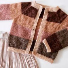 Knit Cardigan, Knit Sweaters, Knit Fashion, Baby Knitting, Knitwear, What To Wear, Knit Crochet, Kids Outfits, Winter Fashion