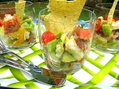 Stacey Snacks: Favorite Recipes Shrimp and Avocado Salsa