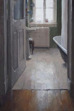 Washroom Lisbon by Kenny Harris