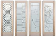 frosted glass doors designs - Google Search