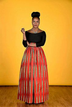 From zuvaa.com . A wonderful marketplace of emerging designers from across the African Diaspora.