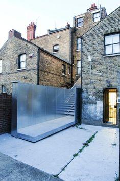 DJHouse, London, Groves Natcheva Architects