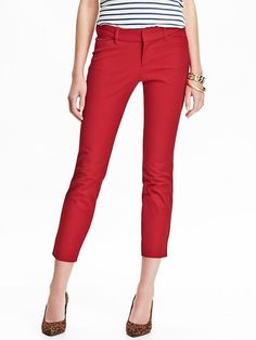 These seem perfect  The Pixie Ankle Pants Product Image