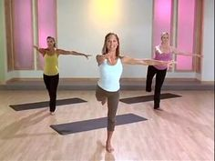 ▶ Ballet Body Workout - 1 hour workout... AND tons of other really good videos! Soooo glad I found these!!!