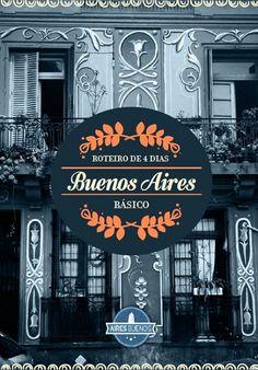 Na compra do Guia Buenos Aires Básico do www.airesbuenosblog.com ganhe 10% de desconto na compra de qualquer tour pelo site www.bsas4u.com